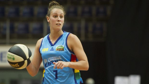 Canberra Capitals forward Stephanie Talbot says their season turnaround must start now.