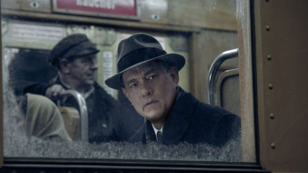 Brooklyn lawyer James Donovan (Tom Hanks) is an ordinary man placed in extraordinary circumstances in the thriller ...