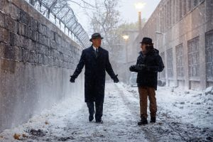 The cold war took on new meaning for Tom Hanks in Steven Spielberg's <i>Bridge of Spies</i>.