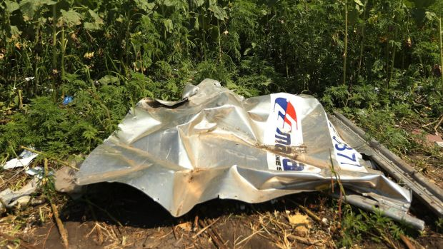 MH17 crashed over Donetsk, Ukraine after being shot down by Russia-backed rebels using a Russian missile.