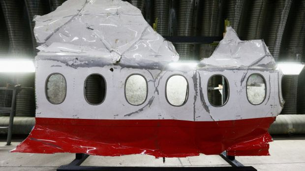 The MH17 reconstruction in Holland. The Dutch Safety Board report has produced some answers – but not all in the case of ...