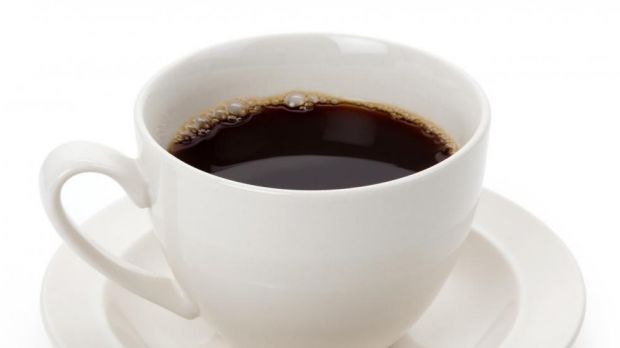 A cleaner was sacked for having a cup of coffee on the job.