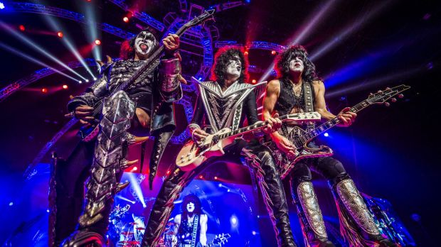 Kiss played at Boondall in 2015. Now the Brisbane Entertainment Centre's operators plan a new arena in the inner-city.