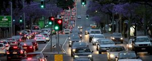 Opposition transport spokesman Anthony Albanese says traffic congestion is expected to cost the national economy $53 ...