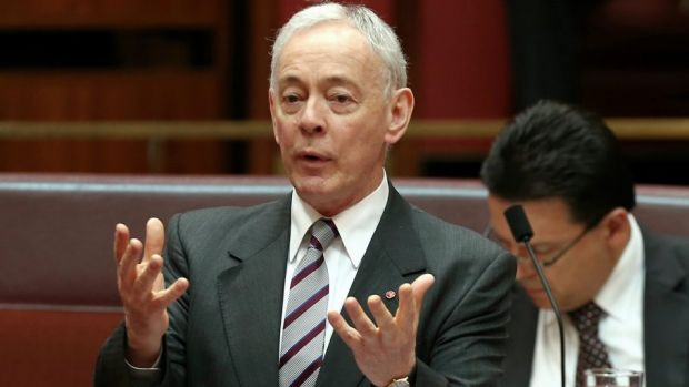 Family First senator Bob Day may be on borrowed time.
