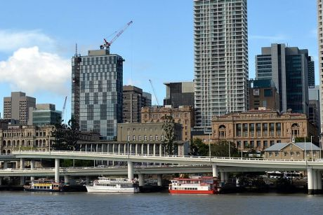 The Margaret Street off-ramps for the Riverside Expressway will be closed for seven consecutive weekends.