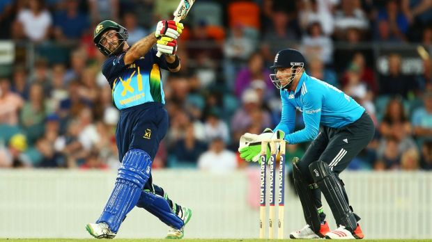 Glenn Maxwell enjoyed  the PM's XI against England, but is the concept still relevant to CA?