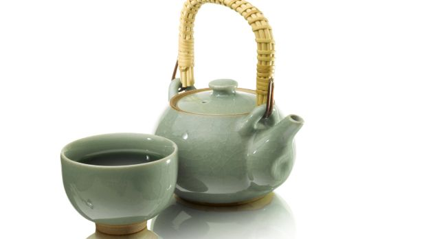 Green tea is touted as being rich in antioxidants.