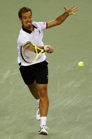 Thursday's defeat of Gasquet was just Tomic's second in eight attempts.