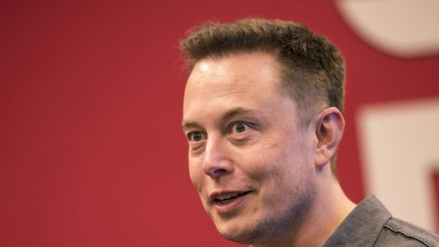 "Big launch: ""The future of electric cars is looking bright"", says Elon Musk."