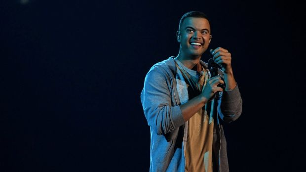 Guy Sebastian accused the young singer of being ungrateful and always blaming someone else.