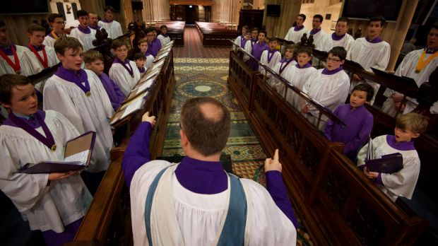 St Andrews Cathedral Choir is the oldest in Australia and is having a reunion, gathering choristers from way back.