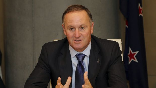 "New Zealand Prime Minister John Key has promised to be ""extremely direct"" with Malcolm Turnbull over detention and ..."