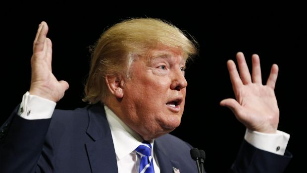 Donald Trump: he knows virtually nothing about the real lives of ordinary Americans.