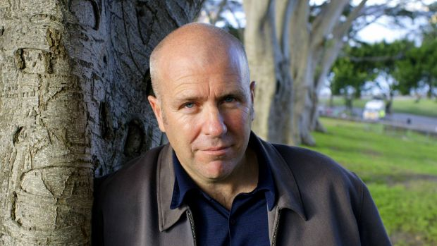 """Author Richard Flanagan has said the proposal to remove restrictions would """"lay waste to Australian writing""""."""