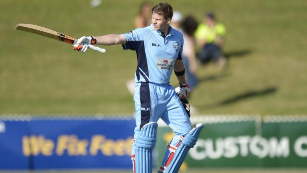 Needs a rest: Steve Smith may take some time to recharge before the final.