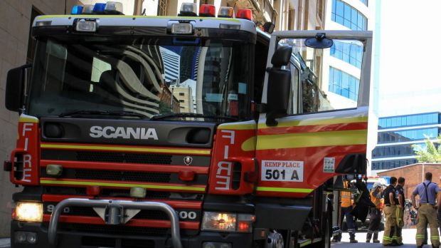 Chemical experts from the QFES were called to a chemical leak at an Acacia Ridge rail yard.