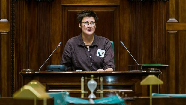 Double-plus hashtag: Lindy Burns reads George Orwell's 1984 at Parliament House.