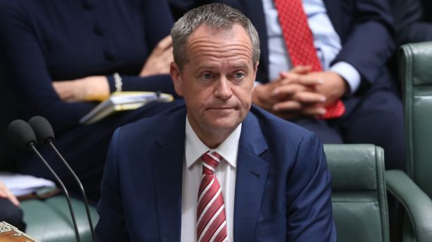 Opposition Leader Bill Shorten's preferred PM rating has slumped to just 21.