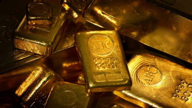 Gold is profiting from the rise in geopolitical tensions.