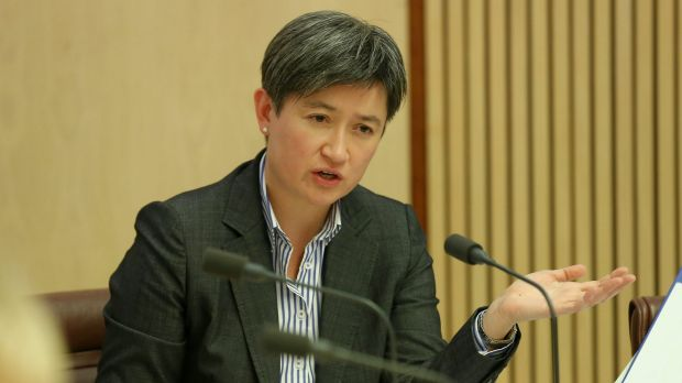"""Senator Penny Wong says Australia should """"not be naive"""" about the future of our diplomatic relations."""