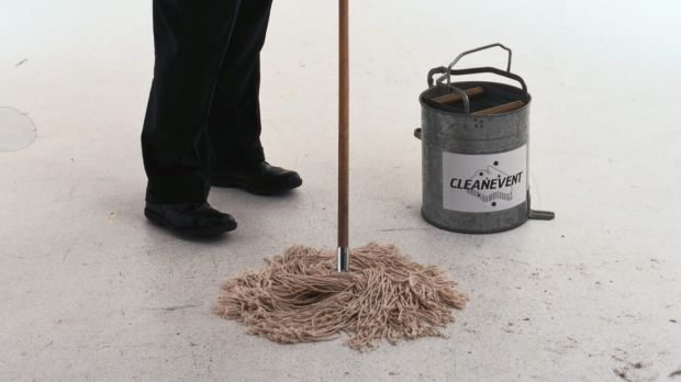 Cleanevent paid its staff at 2006 rates in 2010 after a deal with the AWU.