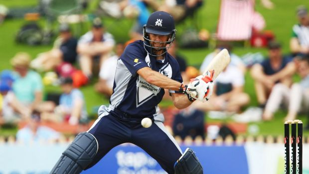 Rob Quiney starred on Sunday.