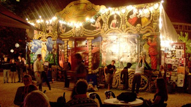 The Famous Spiegeltent will return to Canberra in February as part of the Canberra Theatre Centreu0027s & Canberra Theatre Centre launches 2016 season with The Famous ...