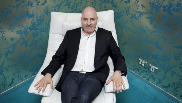 Freelancer chief executive Matt Barrie is convincing enough people to stick with the company and go along for the ride.