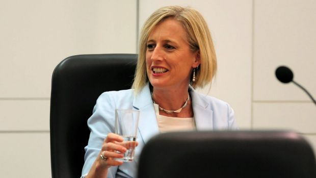 Senator Katy Gallagher