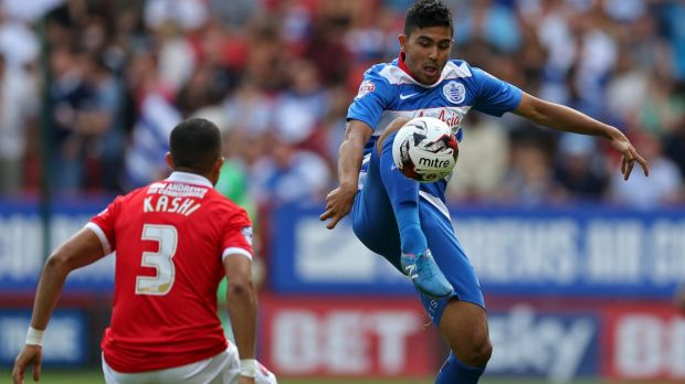 Struggling for game time: Massimo Luongo.