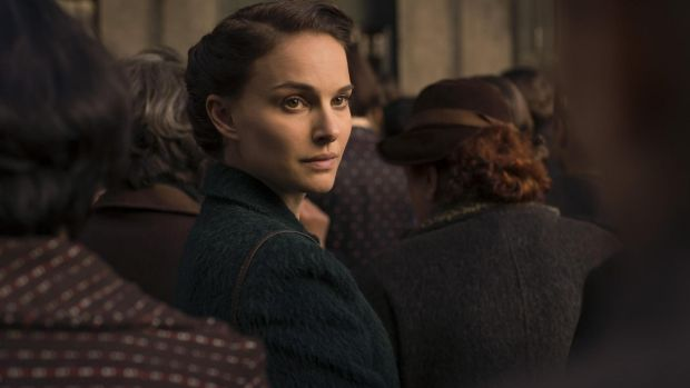 The promotional schedule for Natalie Portman's new film, <i>Jane Got A Gun</i>, has been changed following the Paris ...