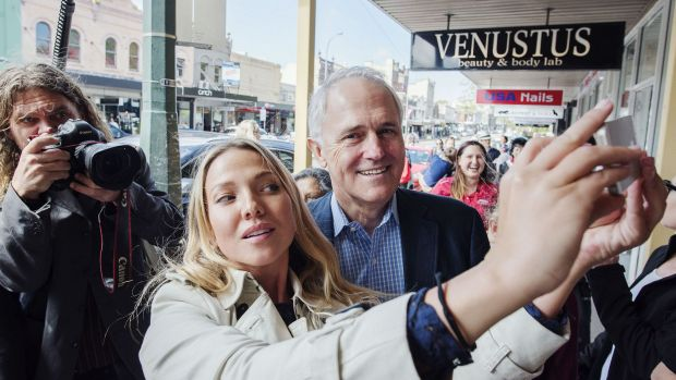 The Liberal Party's switch to Malcolm Turnbull has resulted in an increase in undecided voters heading into next year's ...