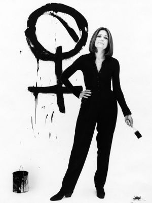 """It's important to be sceptical,"" says Gloria Steinem, ""but to be pessimistic is to give up."""
