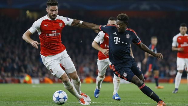 "Bayern Munich's decisive victory over Arsenal in the Champions League may be an ""indictment of the value"" of the English ..."