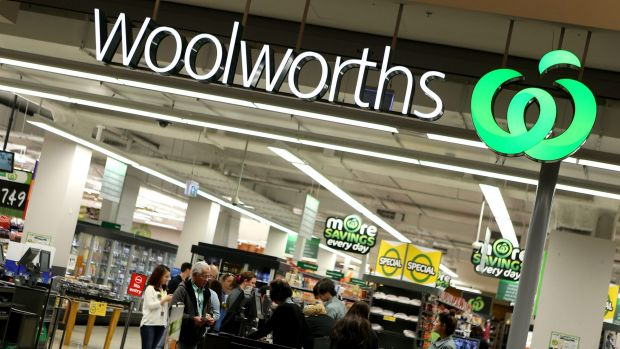 Woolworths: not always the fresh food people.