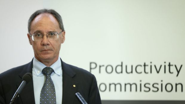 """Commission chairman Peter Harris wants to avoid """"giving the government merely a long list of unconnected reforms drawn ..."""