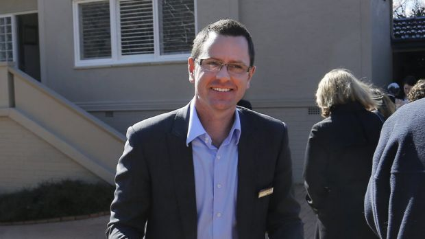McGrath Gungahlin and Belconnen principal Craig Chapman says his offices now have documents in Mandarin and translators ...