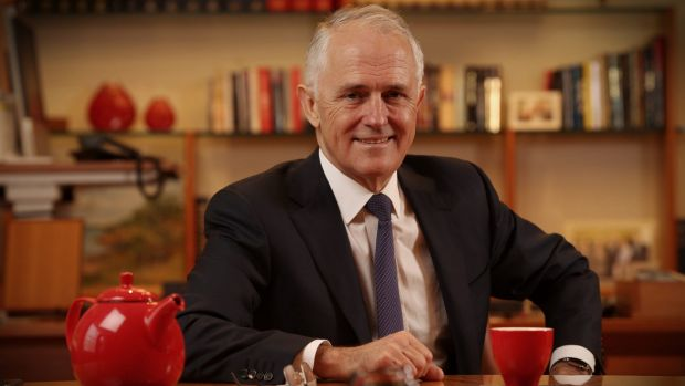 The centre is where Australian politics is won or lost: can Turnbull shift his party to it?