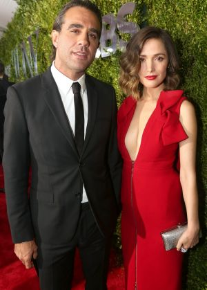 Bobby Cannavale announced the birth of son Rocco with partner Rose Byrne.