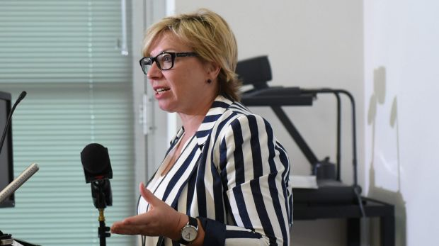 Rosie Batty was last year's Woman of the Year and has been nominated again this year.