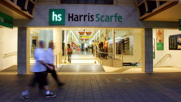 UK department store Debenhams has agreed to range its private label in Harris Scarfe