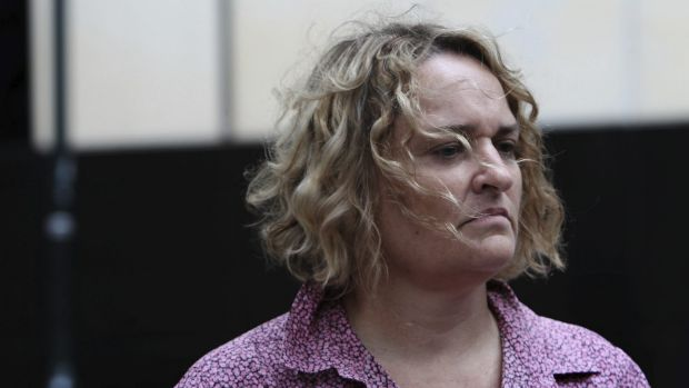 Not believed: Fiona Barnett says authorities have not taken her abuse claims seriously.