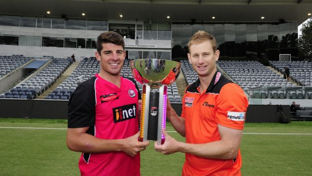 Manuka Oval hosted the 2014-15 Big Bash final between the Sydney Sixers and Perth Scorchers.