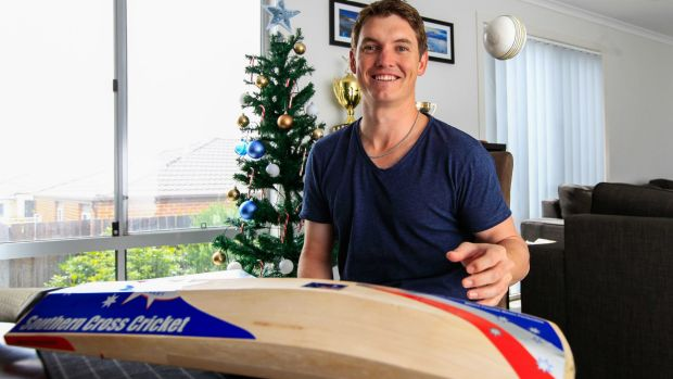 New aim: Ben Oakley is targeting success in the two-day competition.