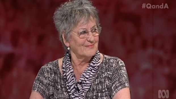 """Germaine Greer caused controversy by arguing trans women are """"not real women""""."""