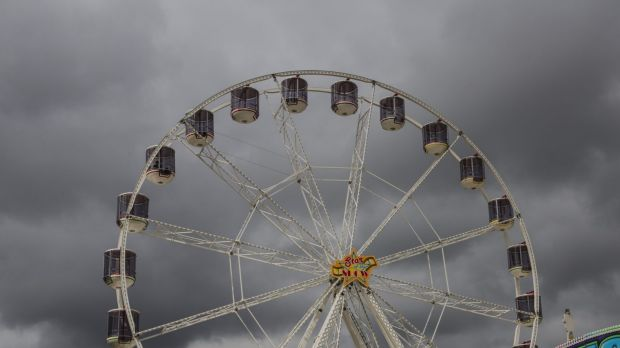 The Royal Canberra Show in 2015.