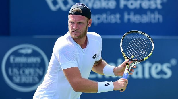 This year the 193-centimetre Sam Groth won Challenger titles in Taiwan and Manchester, and reached the third round at ...