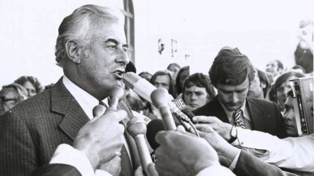 Could Canberra's new electorate be named for Gough Whitlam?