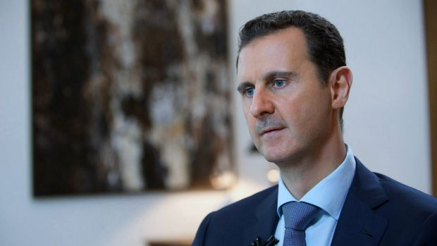 "Syrian President Bashar al-Assad said he would keep ""fighting terrorism"" while peace talks took place, according to one ..."